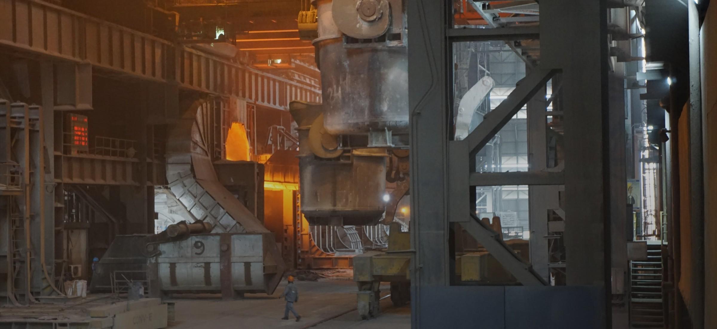 Greening the Steel