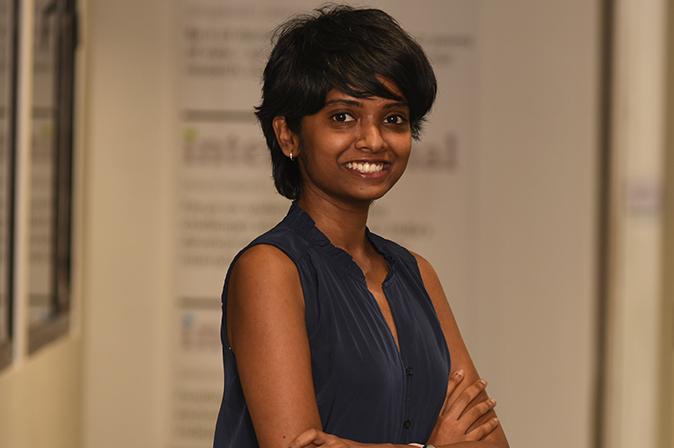 Anjali Viswamohanan