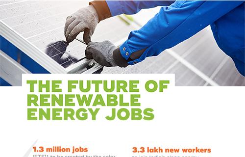 The Future of Renewable Energy Jobs