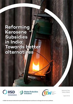CEEW Reforming Kerosene Subsidies