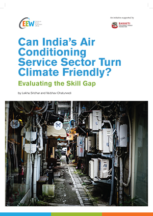 Can India's Air Conditioning Service Sector Turn Climate Friendly