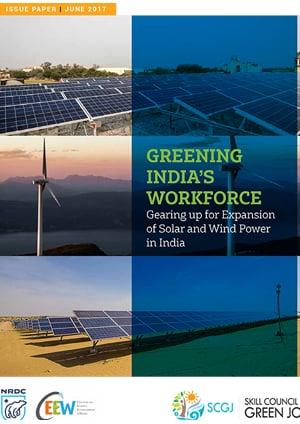 Greening India's Workforce