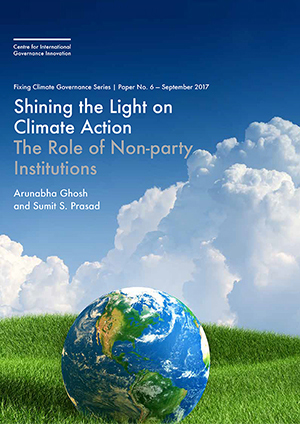 Shining the Light on Climate