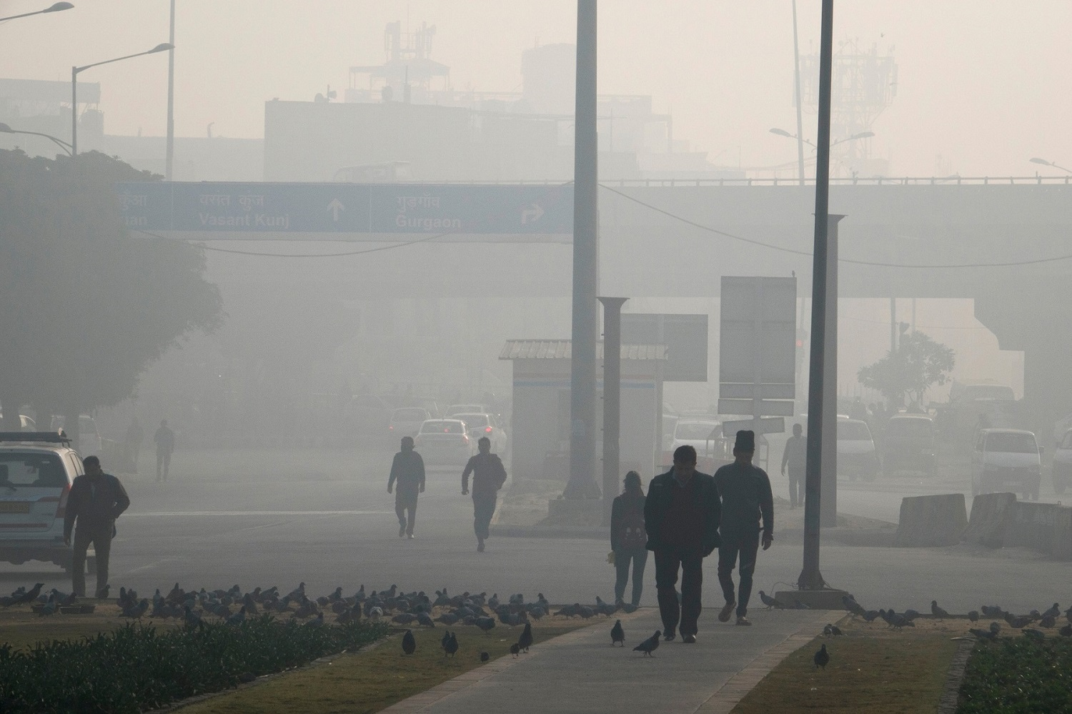 What's Polluting India's Air?