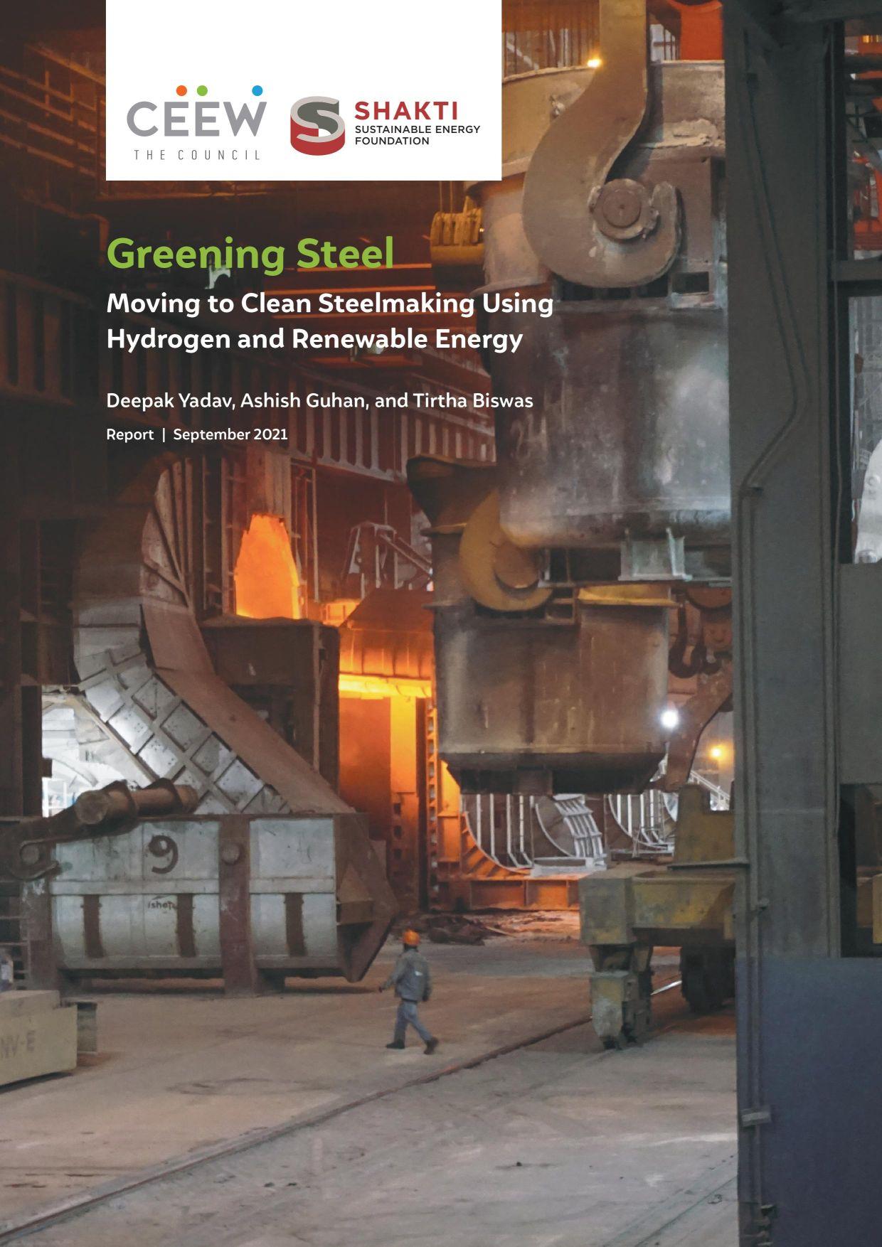 decarbonization of steel